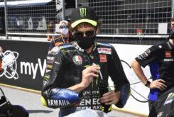 Valentino Rossi Yamaha MotoGP Austria 20203