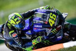 Valentino Rossi MotoGP Brno 2020