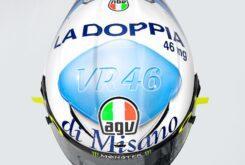 Casco Valentino Rossi viagra MotoGP Misano 2020 (2)