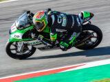 Darryn Binder KTM Moto3 GP Cataluña 20201