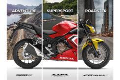 Honda 500 2021 2