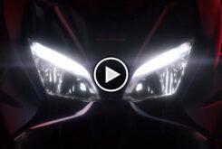 Honda Forza 750 2021 teaser play
