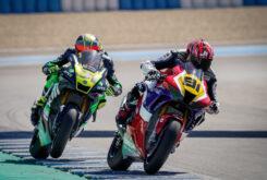 Jordi Torres ESBK Jerez Honda CBR1000RR R Fireblade