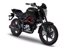 KSR Moto GRS 125 Black Edition 2020