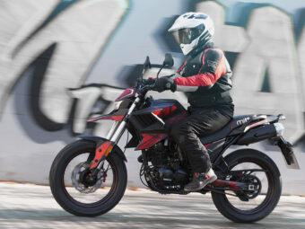 MITT 125 TK 2020 roja