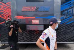 Marc Marquez regreso paddock MotoGP Montmelo (11)