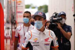 Marc Marquez regreso paddock MotoGP Montmelo (12)