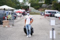 Marc Marquez regreso paddock MotoGP Montmelo (13)