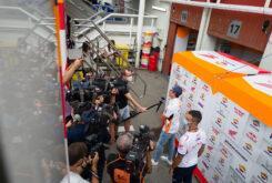 Marc Marquez regreso paddock MotoGP Montmelo (19)
