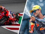 Pecco Bagnaia Jorge Martin fichajes Ducati MotoGP 2021