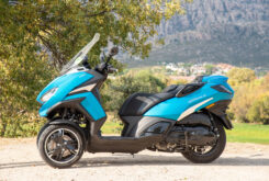 Peugeot Metropolis Allure 2021 pruebaMBK (10)