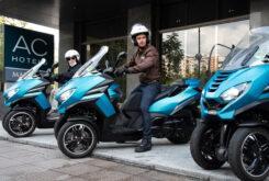 Peugeot Metropolis Allure 2021 pruebaMBK (4)