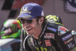 Valentino Rossi Yamaha MotoGP QP GP Cataluña 2020