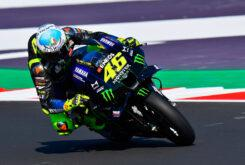 Valentino Rossi MotoGP Misano 2020