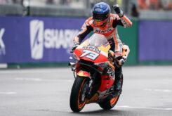 Alex Marquez podio MotoGP Le Mans 2020 (2)