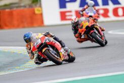 Alex Marquez podio MotoGP Le Mans 2020 (6)