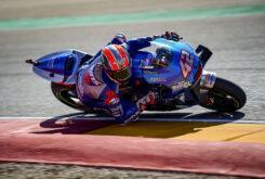 Alex Rins Suzuki MotoGP Agagon 2020