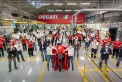 Ducati Multistrada V4 2021 produccion