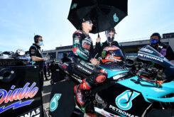 Fabio Quartararo MotoGP Aragon 2020