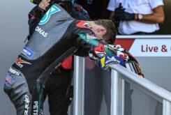 Fabio Quartararo MotoGP pole Aragon 2020