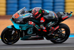 Fabio Quartararo pole MotoGP Le Mans 2020