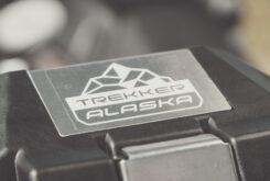 GIVI Trekker Alaska Maletas Aluminio 08592