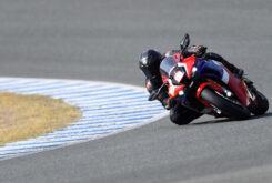 Honda CBR1000RR R SP 2020 prueba 18