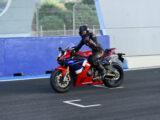 Honda CBR1000RR R SP 2020 prueba 20