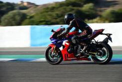 Honda CBR1000RR R SP 2020 prueba 22