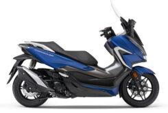 Honda Forza 350 2021 colores (3)
