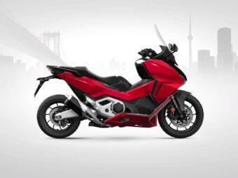 Honda Forza 750 2021 colores (3)
