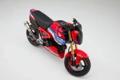 Honda MSX 125 Grom HRC 2021 colores