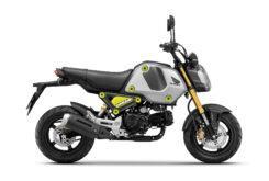 Honda MSX125 Grom 20214