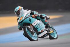 Jaume Masia pole Le Mans Moto3 2020