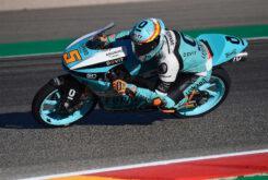 Jaume Masia victoria Moto3 GP Teruel 2020