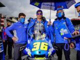 Joan Mir Suzuki MotoGP Le Mans 20208