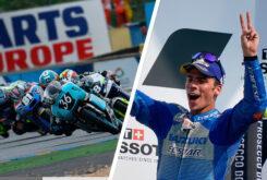 Joan Mir Le Mans FIM CEV 2015 MotoGP 2020