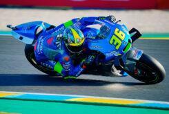 Joan Mir MotoGP Le Mans 2020