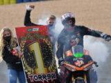 Jordi Torres Moto E Le Mans 20203