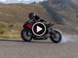 MV Agusta F3 800 Thibaut Nogues stunt play