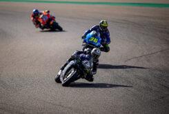 Maverick Vinales Joan Mir MotoGP Aragon