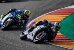 Maverick Vinales Joan Mir MotoGP Teruel
