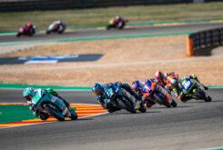 Moto3 sanciones endurecimiento GP Teruel