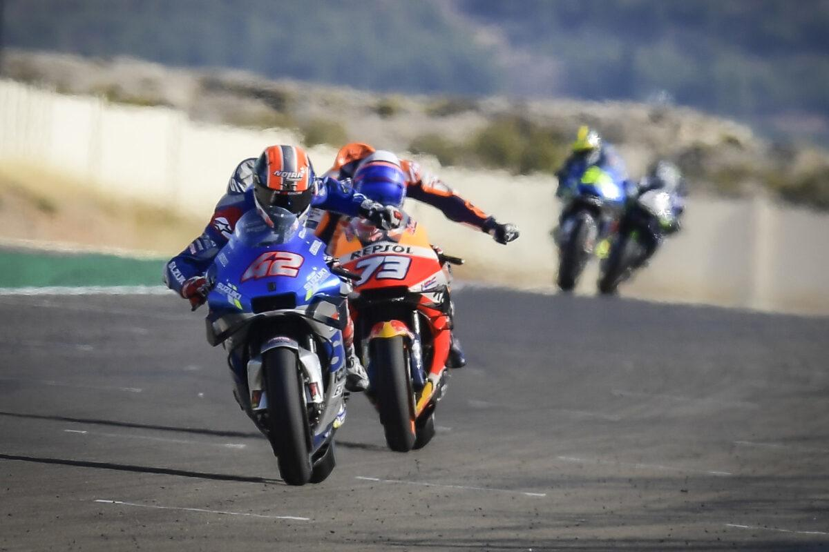 MotoGP Aragon 2020 final