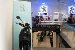 Peugeot Motocycles flagship Barcelona (2)
