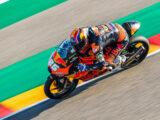 Raul Fernandez pole Moto3 Aragon 2020