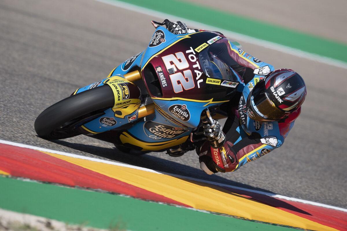 Sam Lowes Moto2 GP Aragon 2020