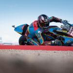 Sam Lowes victoria GP Teruel 2020