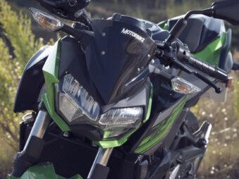 Yamaha MT 03 2020 vs Kawasaki Z400 2020 detalles16