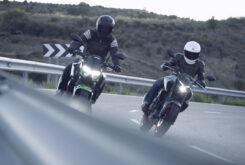 Yamaha MT 03 2020 vs Kawasaki Z400 2020 prueba 1
